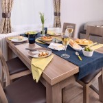 19 Cardigan Bay - Dining Table